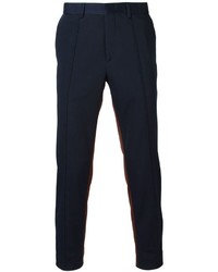 MSGM Colour Block Trousers