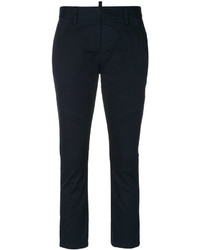 Cropped cigarette trousers medium 4155693