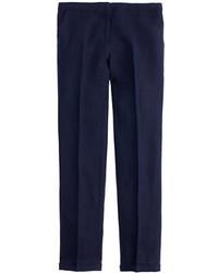 Cropped linen pant medium 198296