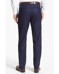 Canali Five Pocket Wool Trousers