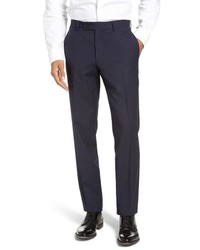 Ted Baker London Jefferson Check Wool Trousers