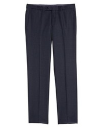 Ted Baker London Jefferson Plaid Wool Trousers