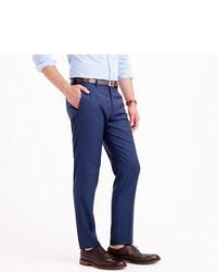 J.Crew Ludlow Suit Pant In Heathered Italian Wool