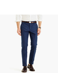 Ludlow suit pant in italian cotton piqu medium 384170
