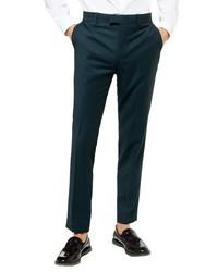 Topman Maverick Skinny Fit Trousers