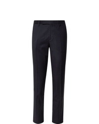 Paul Smith Midnight Blue Soho Slim Fit Wool Suit Trousers
