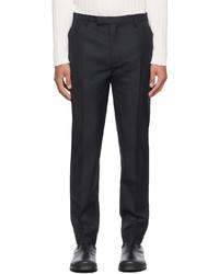 Séfr Navy Harvey Suit Trousers