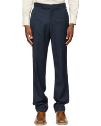 Winnie New York Navy Suiting Trousers
