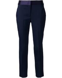 Rosetta Getty Cropped Slim Fit Trousers