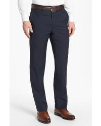 Santorelli Flat Front Trousers
