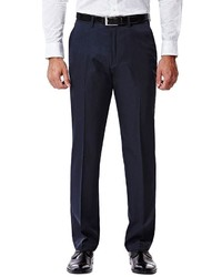 Haggar Straight Fit Travel Performance Suit Pants
