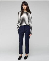 Proenza Schouler Straight Suiting Pant