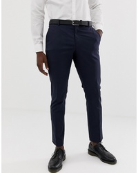 Selected Homme Suit Trouser With Stretch In Slim Fit