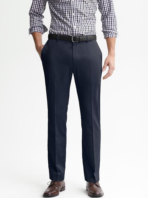 cfb474899 ... Dress Pants Banana Republic Tailored Slim Non Iron Cotton Pant ...