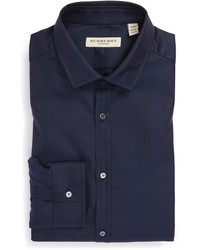 Navy dress shirt original 354042