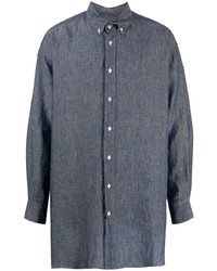 Maison Margiela Button Down Linen Shirt