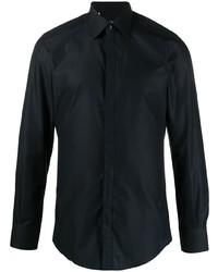 Dolce & Gabbana Classic Collar Cotton Poplin Shirt