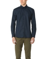 Hugo Cotton Stretch Dress Shirt