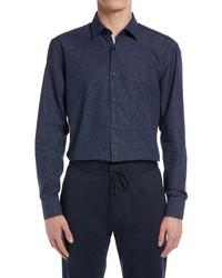 Hugo Jesse Slim Fit Button Up Dress Shirt