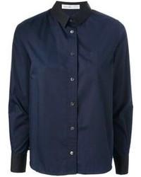 Luck contrast blouse medium 100961