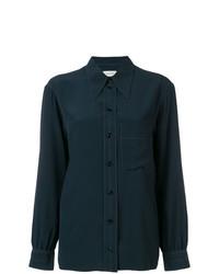 Pointed collar shirt medium 7802396