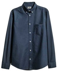 H&M Premium Cotton Oxford Shirt