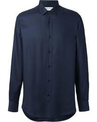 Saint Laurent Classic Buttoned Shirt