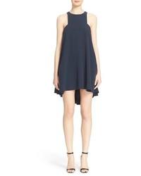 Milly Sleeveless Trapeze Dress
