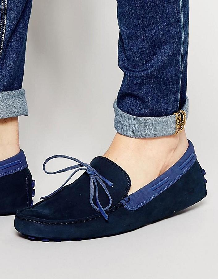 22be79e32 ... Lacoste Concours Lace Driving Shoes ...