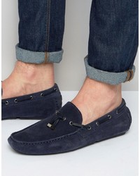 Aldo H Driving Shoes In Blue