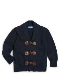 Andy Evan Infants Cotton Toggle Cardigan