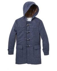 Brooklyn Tailors Shetland Tweed Duffle Coat