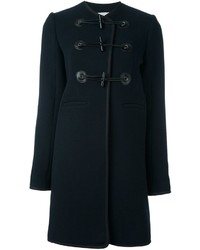 Carven toggle coat medium 803600