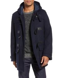 BOSS Casil Mixed Media Duffle Coat