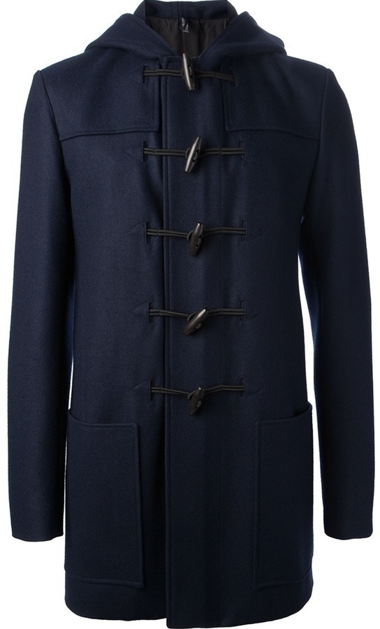 Christian Dior Dior Homme Duffle Coat