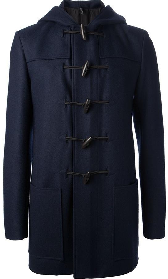 Christian Dior Dior Homme Duffle Coat