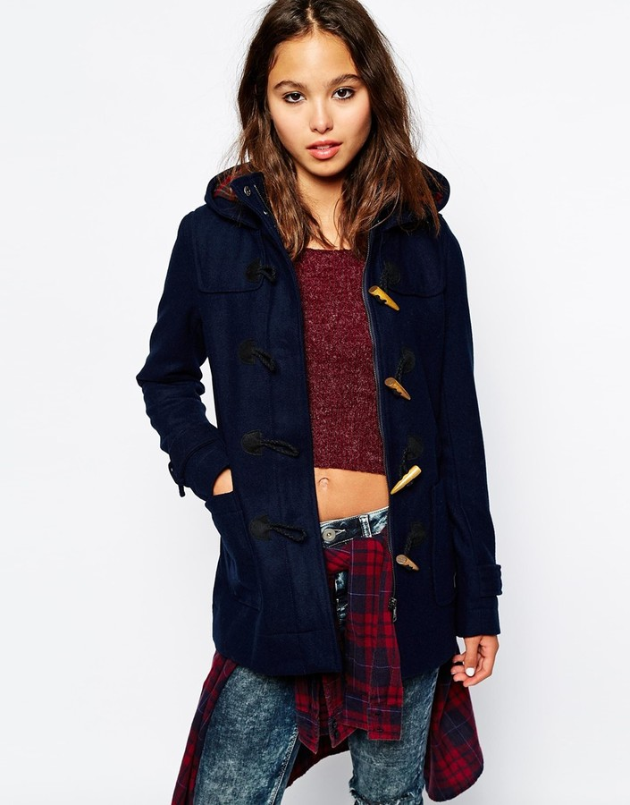Only Duffle Coat   Where to buy & how to wear