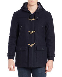Nautica Hood Toggle Coat