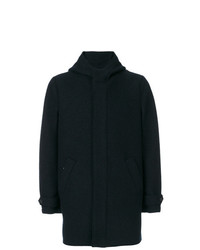 Harris Wharf London Hooded Coat