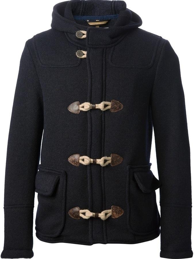 Hugo Pratt Bareket Duffle Coat