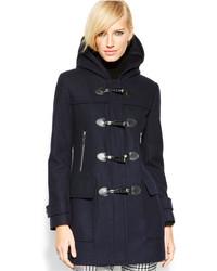 MICHAEL Michael Kors Michl Michl Kors Toggle Front Hooded Coat