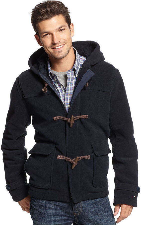 Tommy Hilfiger Paxton Duffle Coat