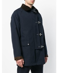 Fay Pin Fasten Coat