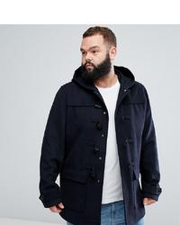 Stanley Adams Plus Wool Duffle Coat