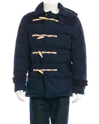 Gant Rugger Down Toggle Coat W Tags