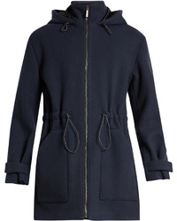 Ry zip through wool duffle coat medium 4421172