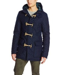 Scotch & Soda Quilted Duffle Coat