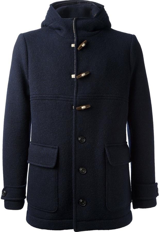 Seventy Hooded Duffle Coat