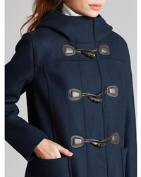 Pendleton Signature Hooded Duffle Coat | Where to buy & how to wear