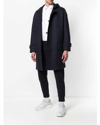 Neil Barrett Single Breasted Coat